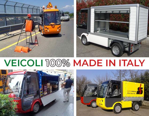 Veicoli Elettrici 100% Made in Italy - Esagono Energia