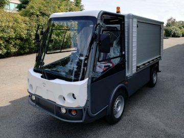 Gastone furgone elettrico - Esagono Energia